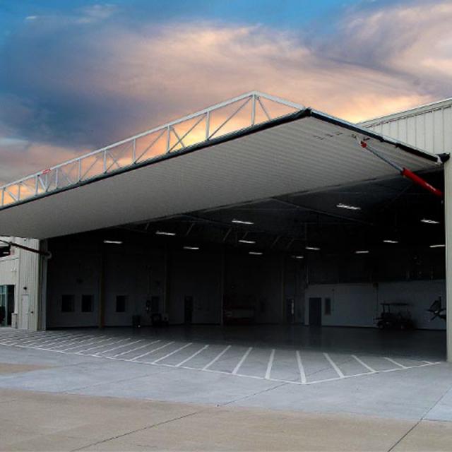 Tanzania Aircraft Hangar
