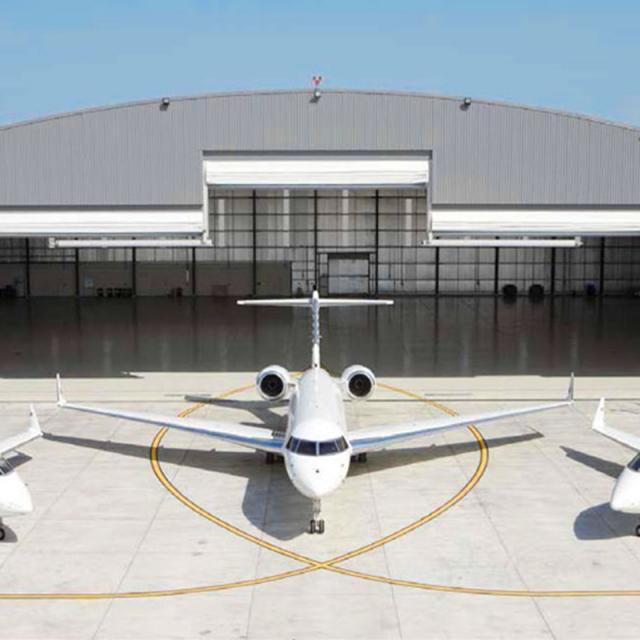 Surinam Hangar