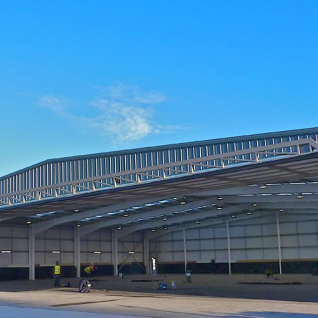 Israeli Hangar